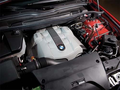 замена рулевого карданчика BMW x5 e53