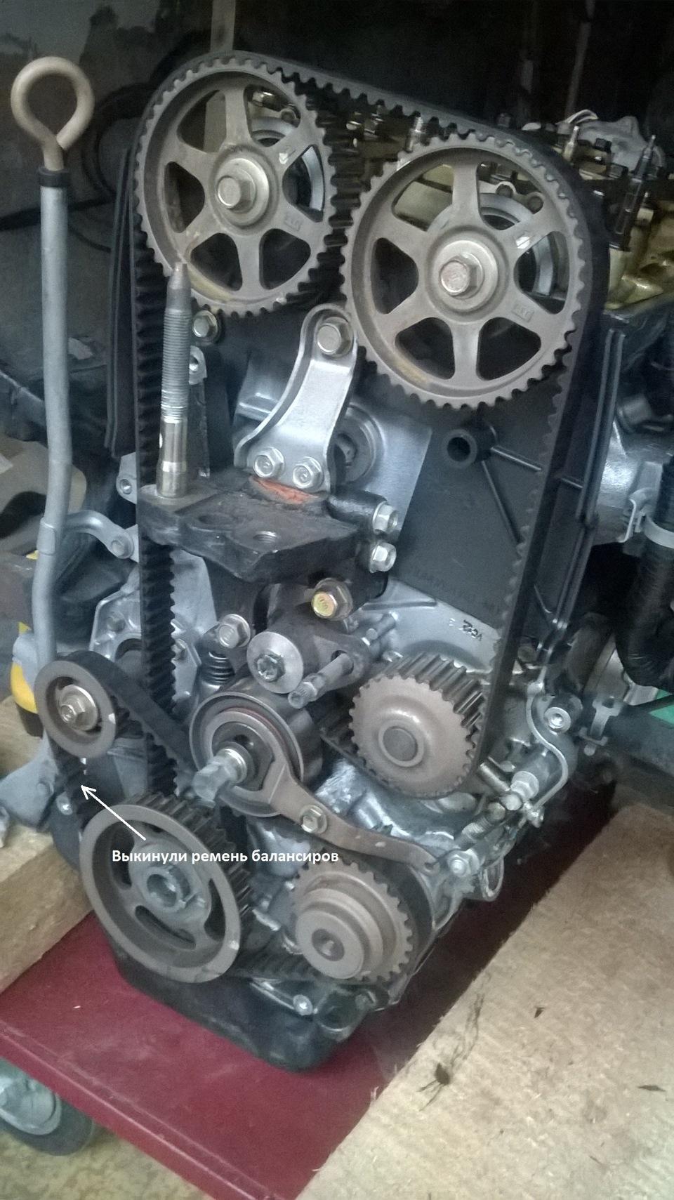 Двигатель (двс) на honda odyssey f23a