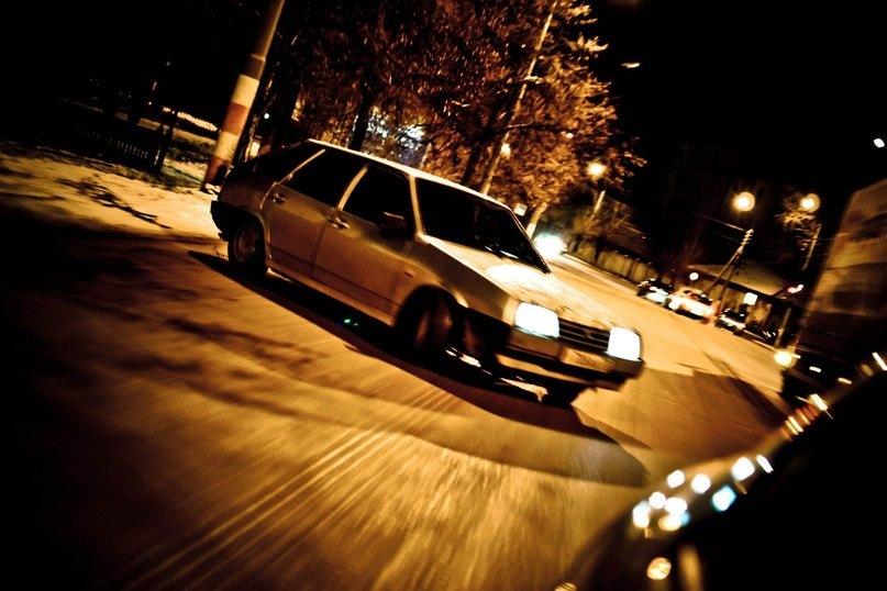 картинки авто ваз ночь прощаюсь моим любимым