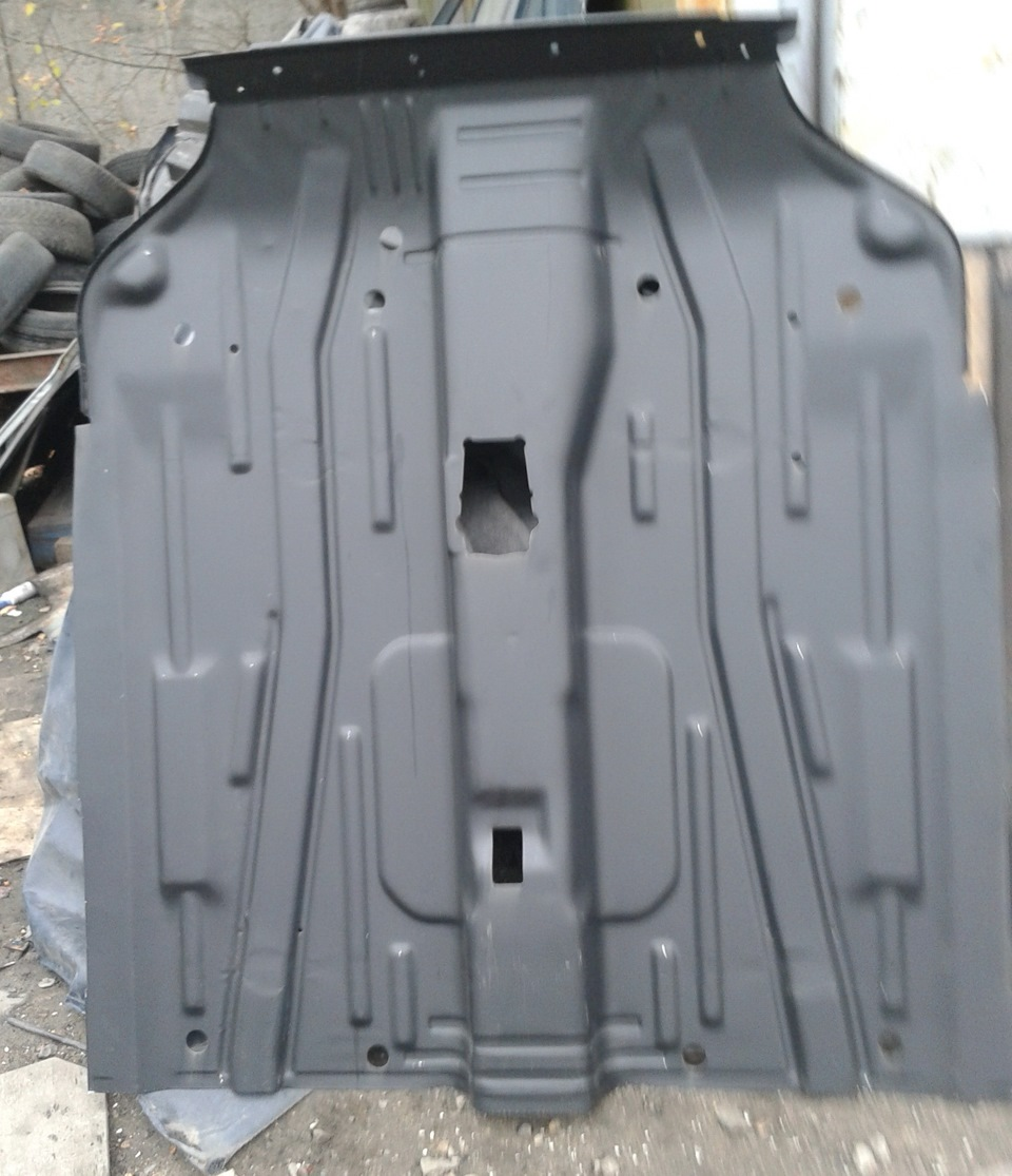 Фото №12 - обработка днища ВАЗ 2110 своими руками