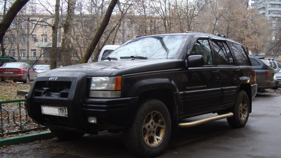Jeep Grand Cherokee — отзыв владельца — DRIVE2.RU
