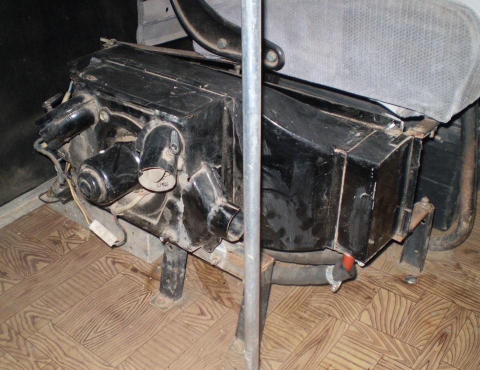 Отопитель ГАЗ-69 (продаётся).