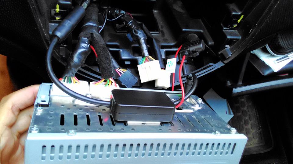 497608es 960 - Усилитель для антенны в машину