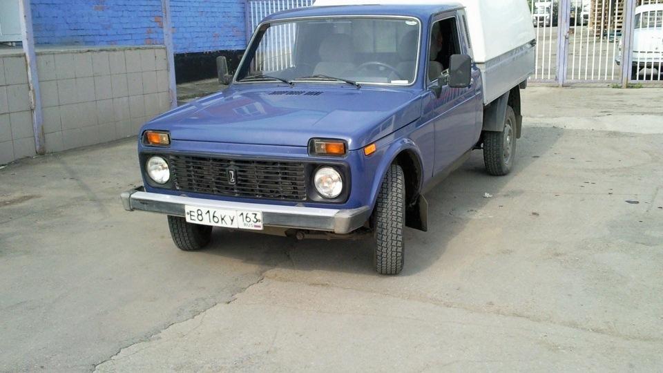 ВИС 2346 LADA NIVA Мой 4WD