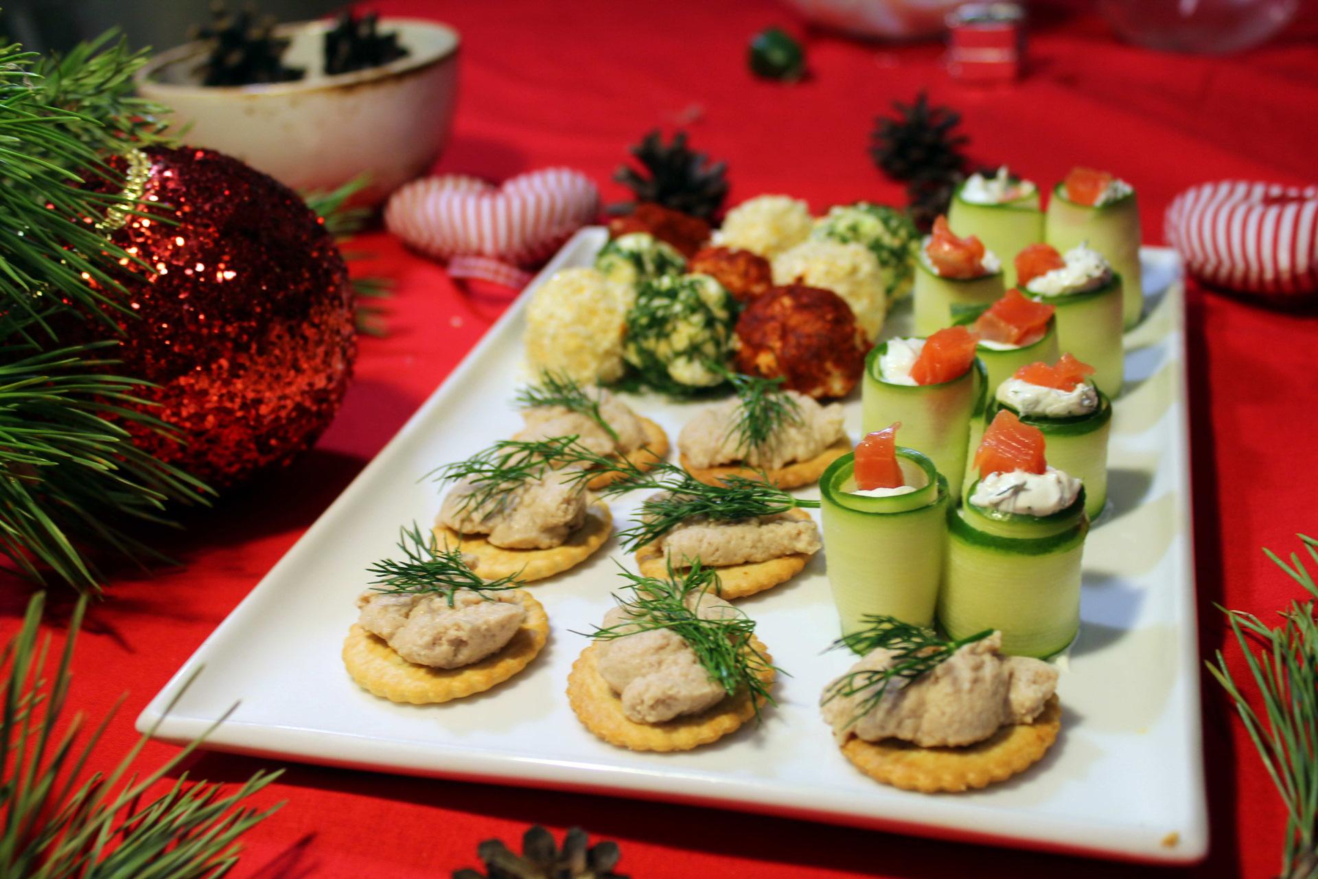 закуски и салаты к новому году фото это