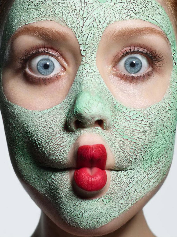 Днем, смешные картинки с масками