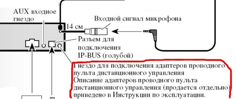 Схема магнитолы меган