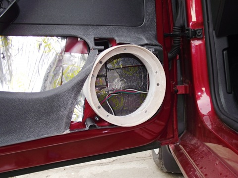 Автозвук в подкованном комфортлайнере.