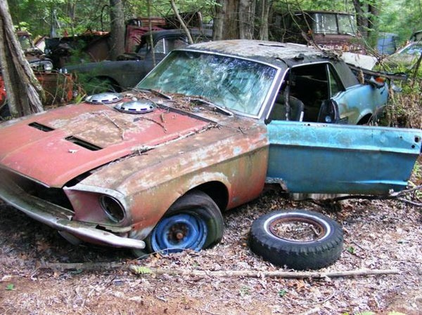 фото авто 50 годов