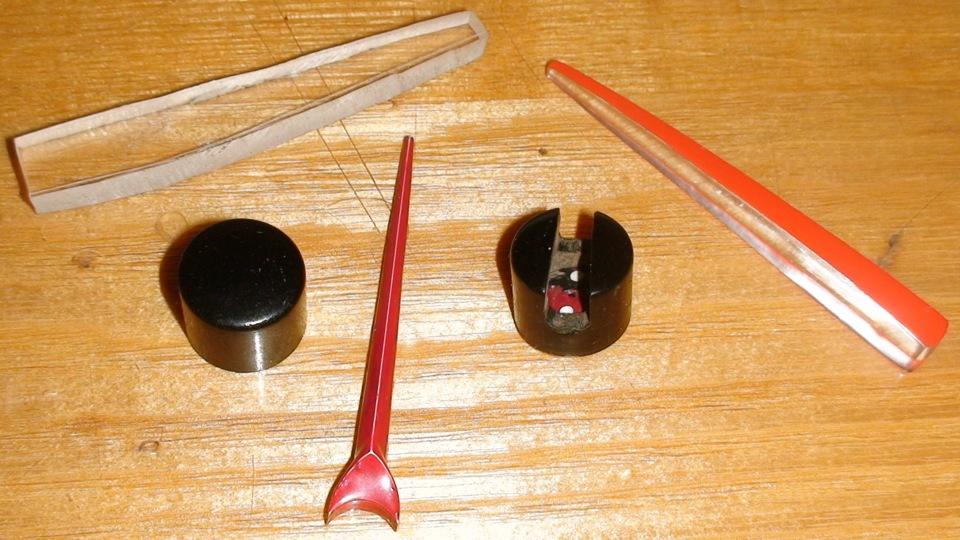 Как сделать стрелки для приборной панели 787