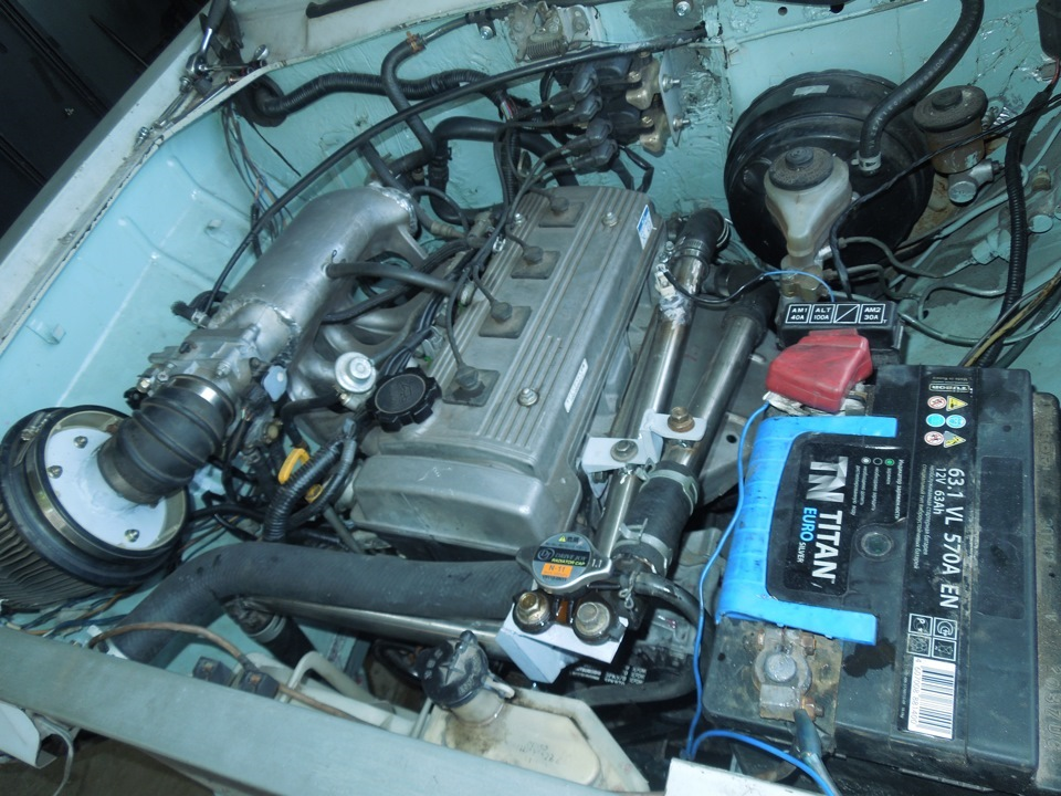 двигатель москвич 412