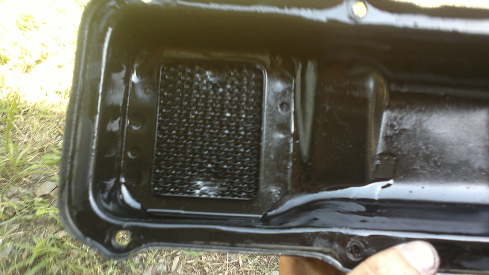 audi 80 b3 выбивает масло через крышку