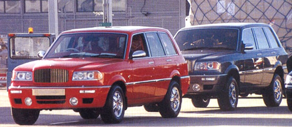 Bentley dominator 4x4