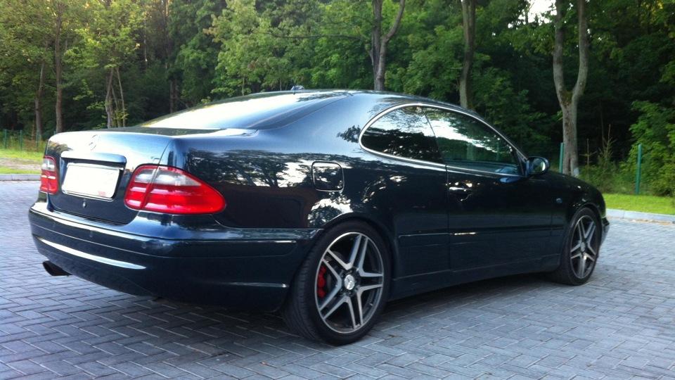 Mercedes benz clk clk 430 drive2 for Mercedes benz 430 clk