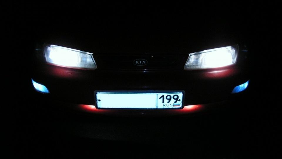 KIA Sephia - Сделано в Гараже