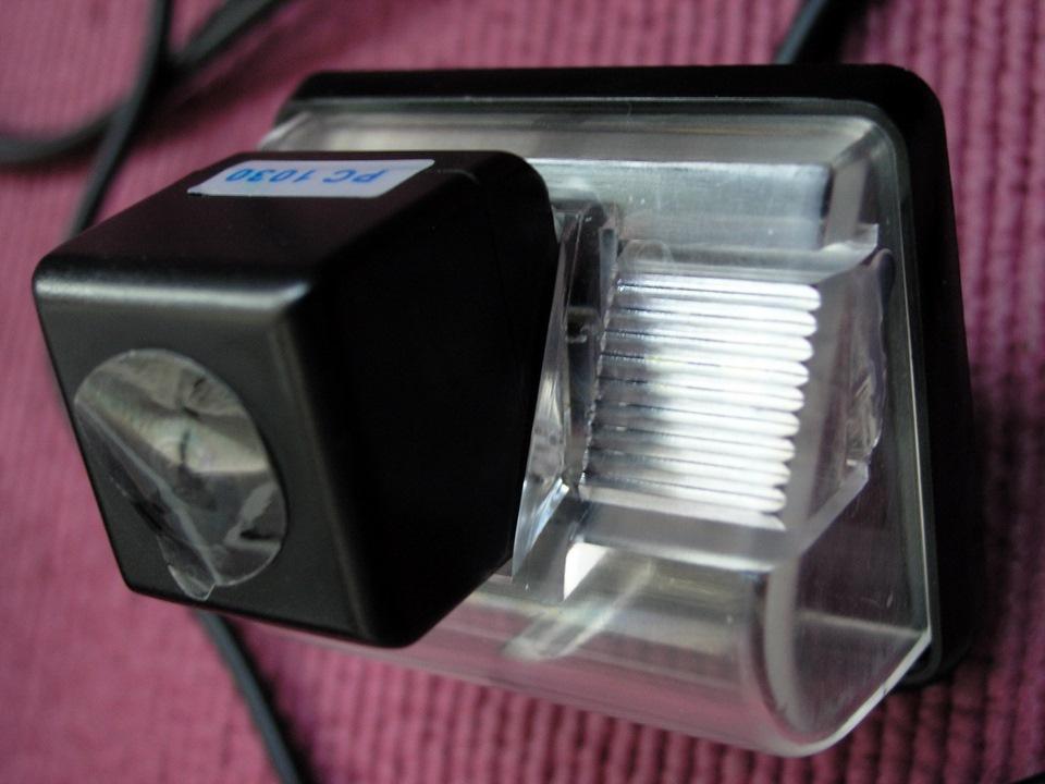 установка камер заднего вида mazda cx-5