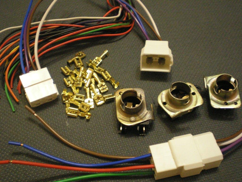 Модернизация задних фонарей на ВАЗ-2115.