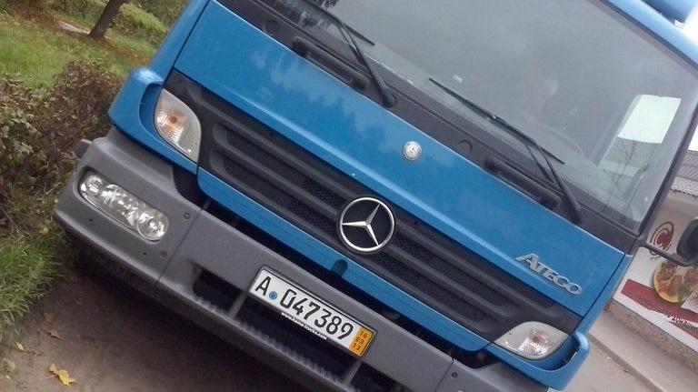 Mercedes Atego 1218L
