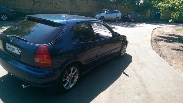 honda civic hatchback 1 5 d15z6 vtec drive2 rh drive2 com Honda L Engine Honda L Engine