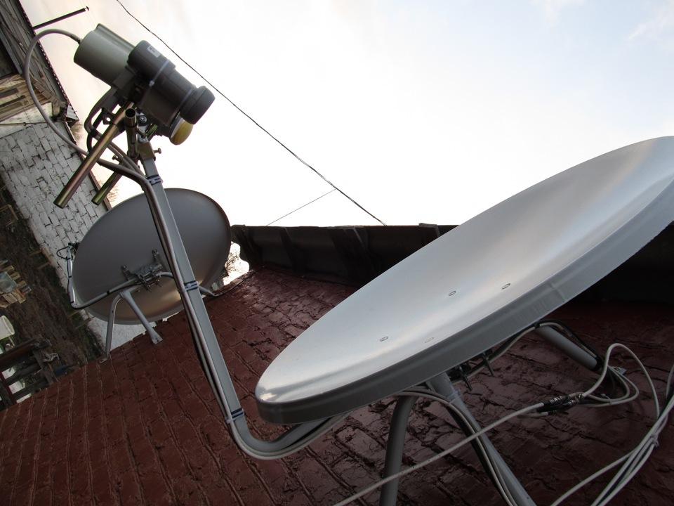 видео урок от а до я устанавливать спутниковую антенну