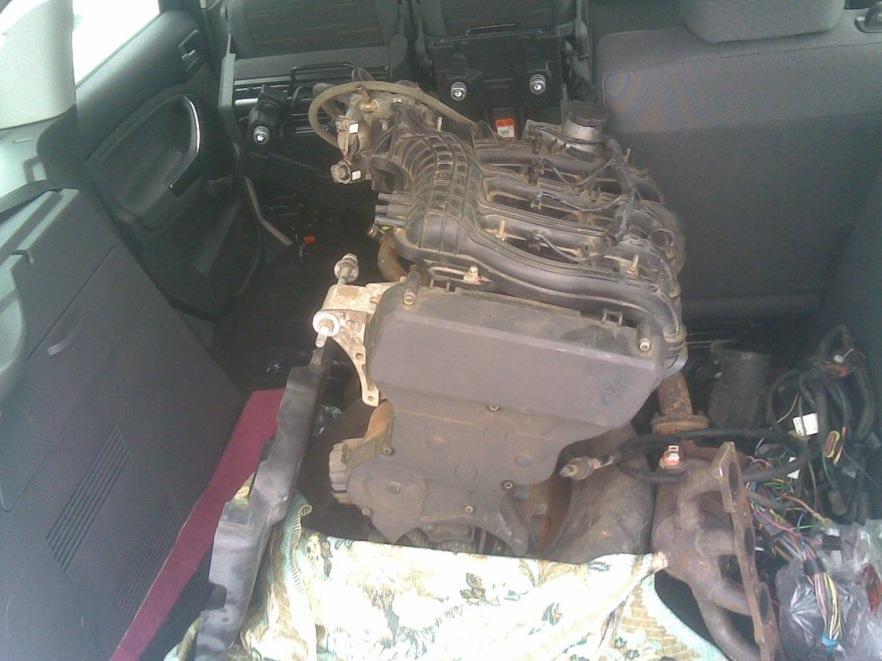 двиготель 1,6 16клапанов
