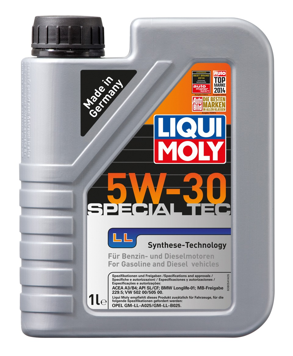 масло bmw с допуском gm-ll-a025