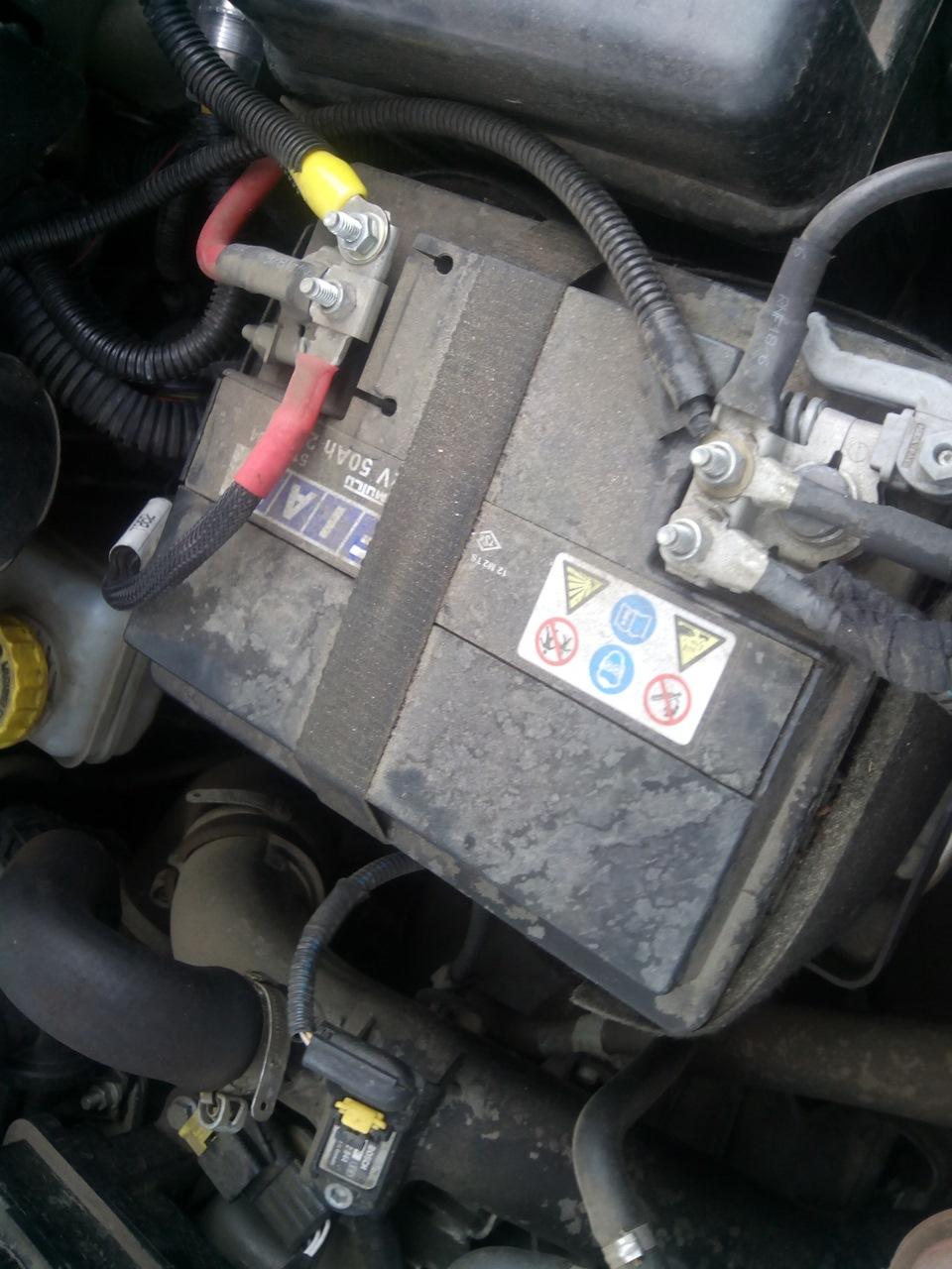заводом изготовителем аккумулятор фиат альбеа