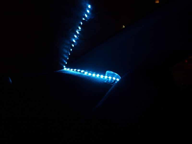 Как сделать подсветку корпуса в такт музыки