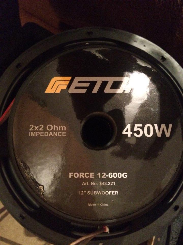 Eton FORCE12-600G