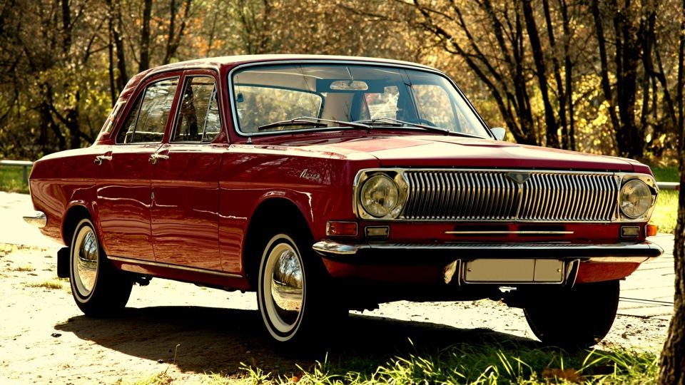 ГАЗ 24 ОГОНЁК V8 | DRIVE2