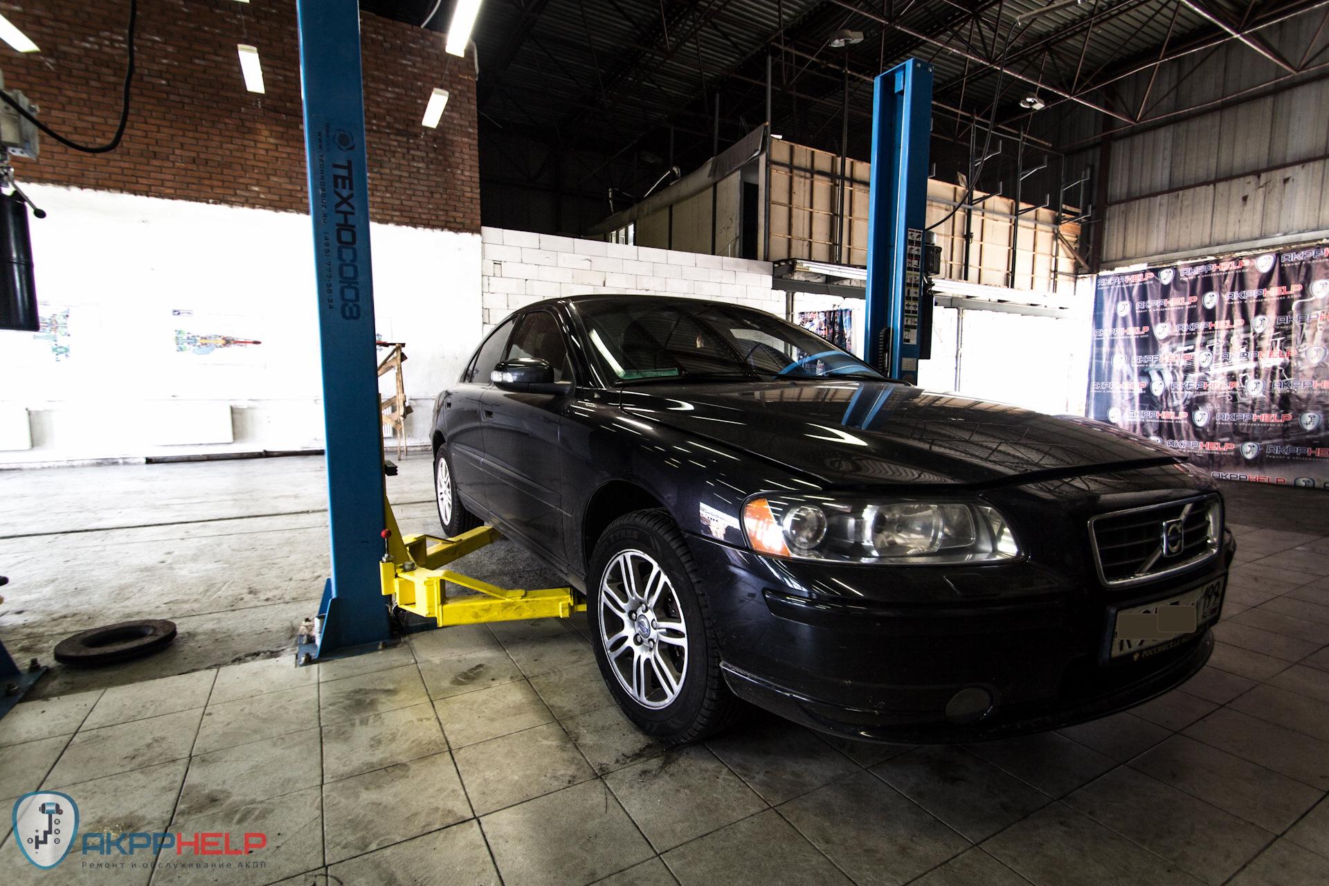 Автомобиль Volvo S60 08г пробег 146 000 проблема  АКПП пинается с 2-3 , с  2-1 при остановке и удар при включении