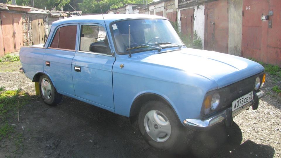 Как сделать машину москвич 236