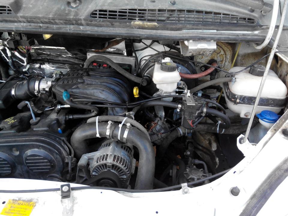 Двигатель крайслер на газелях отзывы