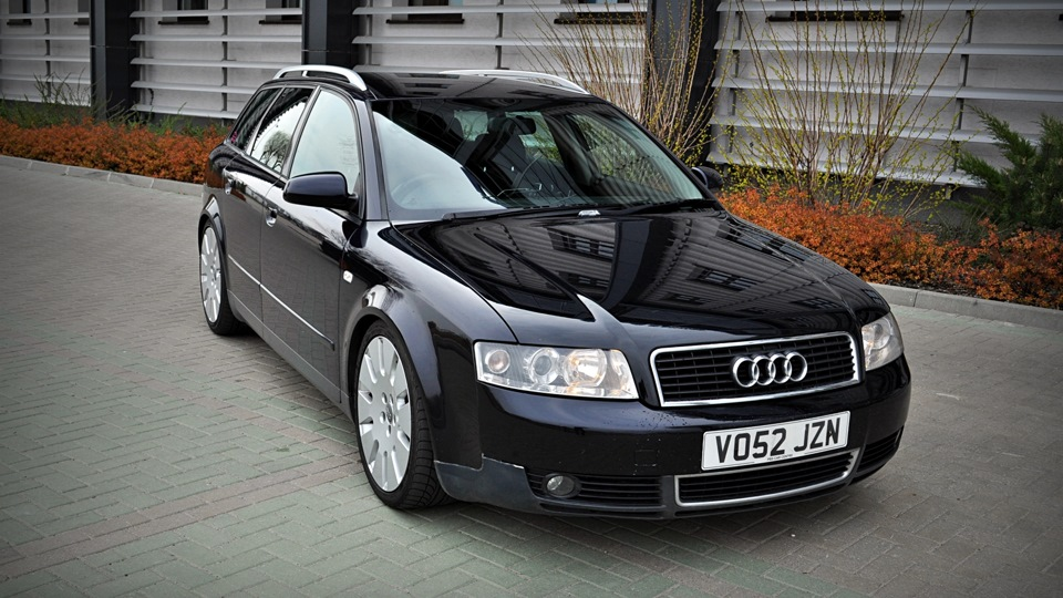Audi a4 avant b6 division owner review drive2 for Mueble 2 din audi a4 b6