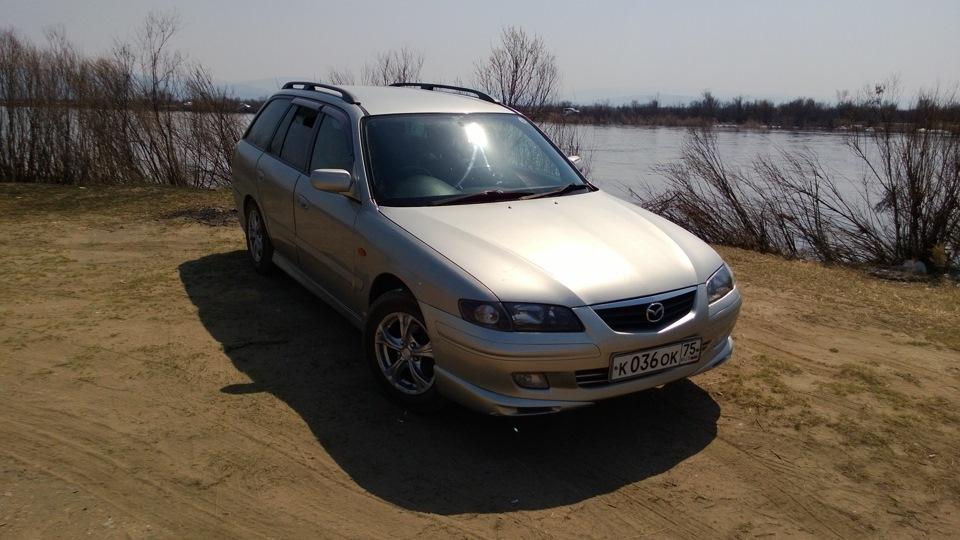Mazda capella gwew