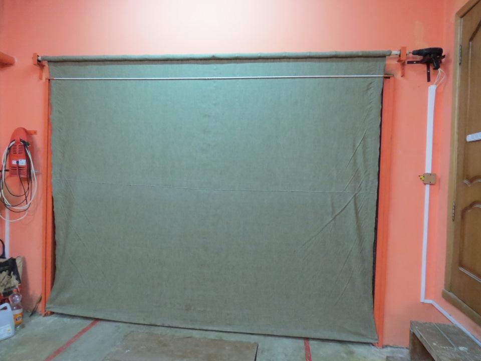 Где купить шторку для гаража железная штора в гараж