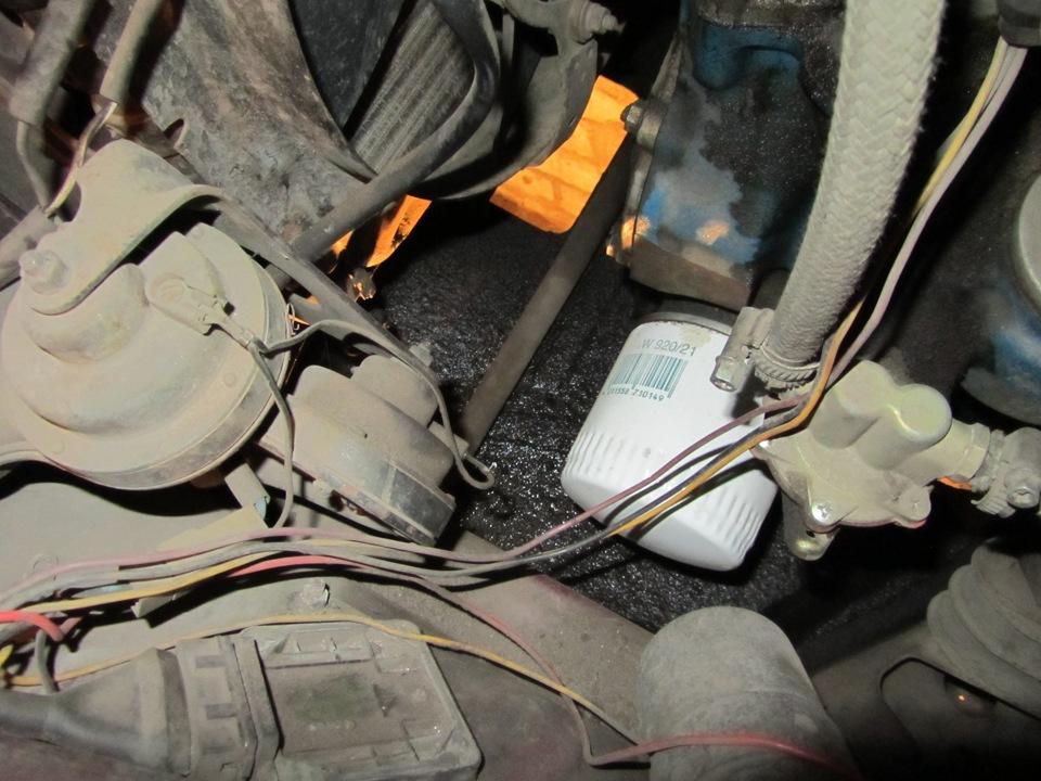 Замена салонного фильтра в лада калина