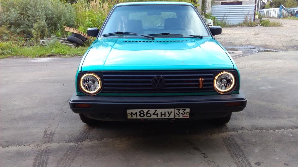 Volkswagen Golf Mk2 Madison | DRIVE2