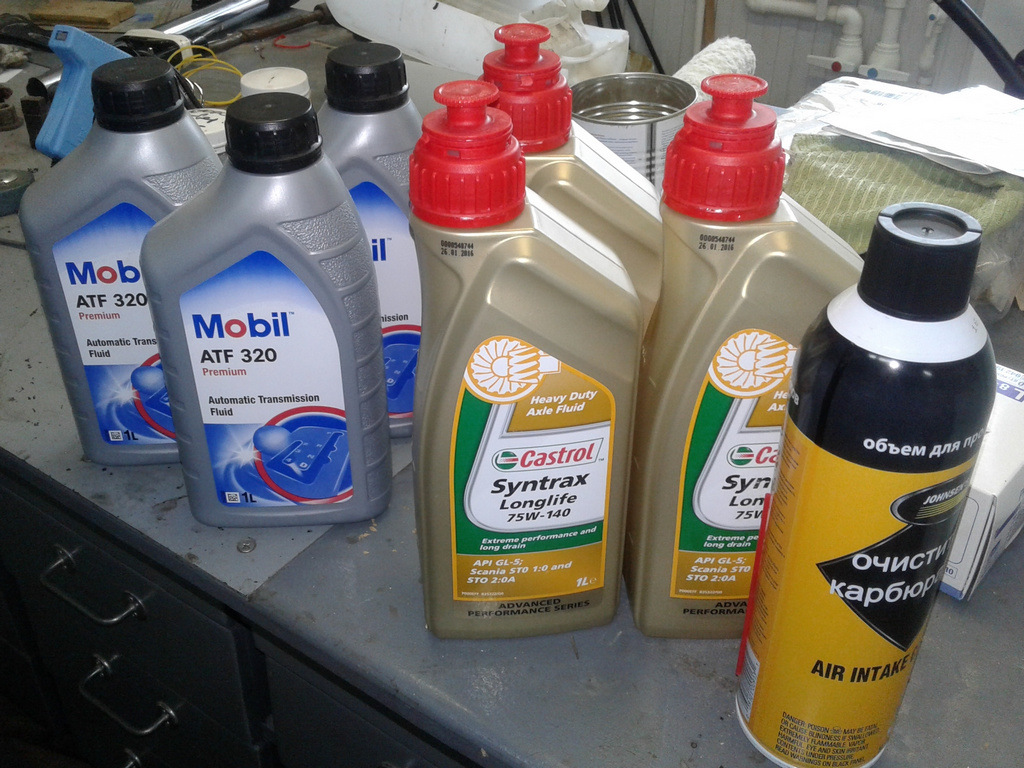 Замена масла в раздатке cadillac Замена МКПП ниссан мурано