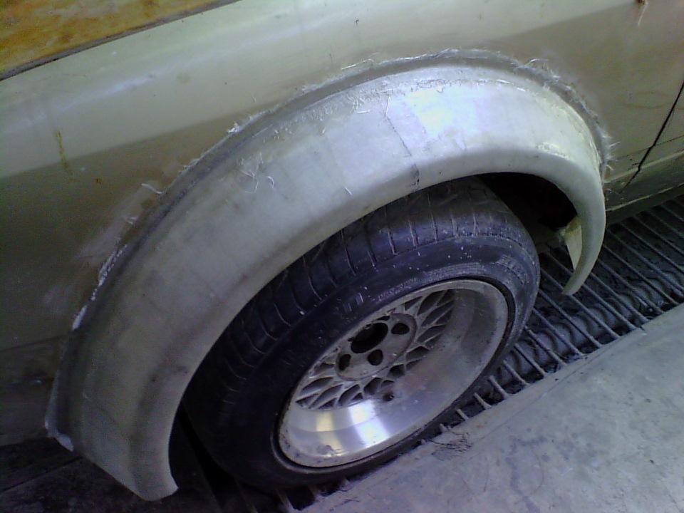 Изготовление арок для авто своими руками