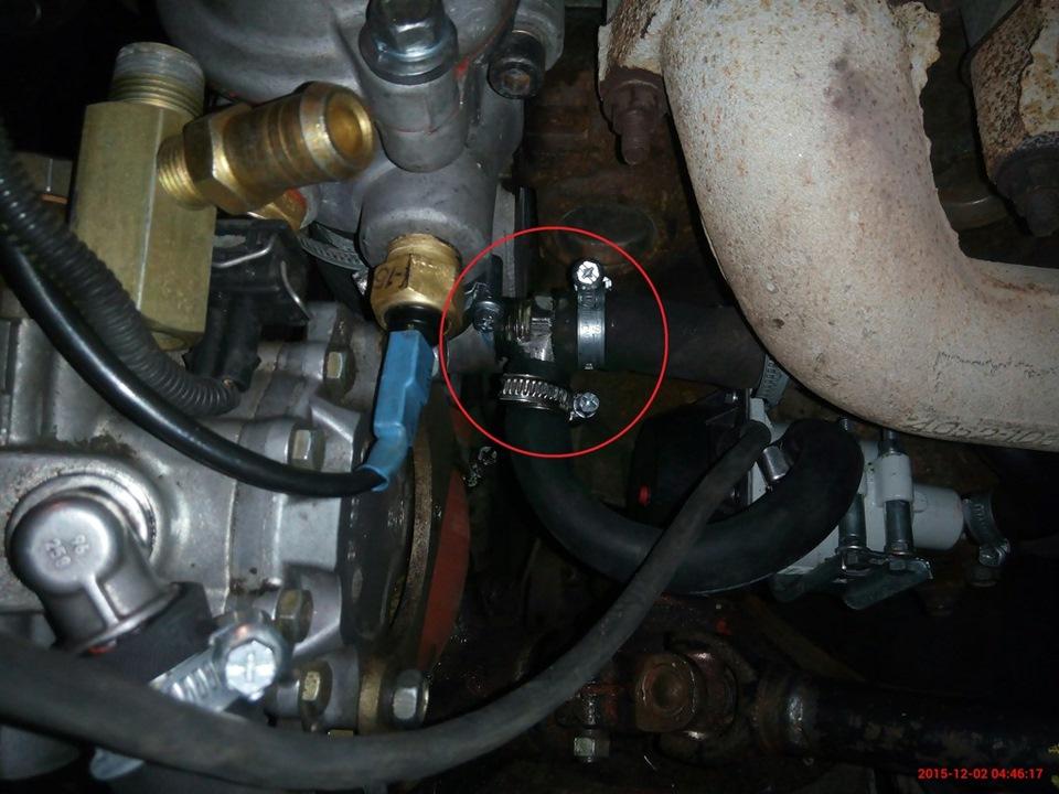 Подогреватель двигателя на 220в уаз