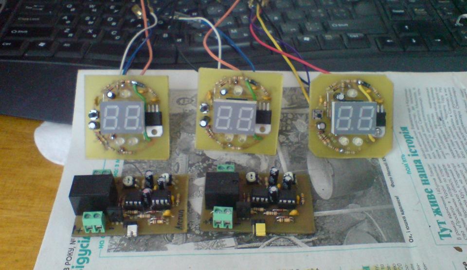 Радиоэлектроника, принципиальные схемы и статьи, самоделки