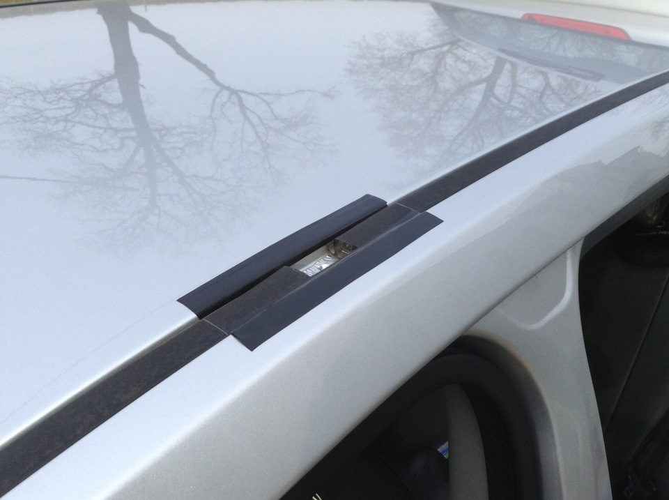 ford fusion багажник ford штатный на крышу