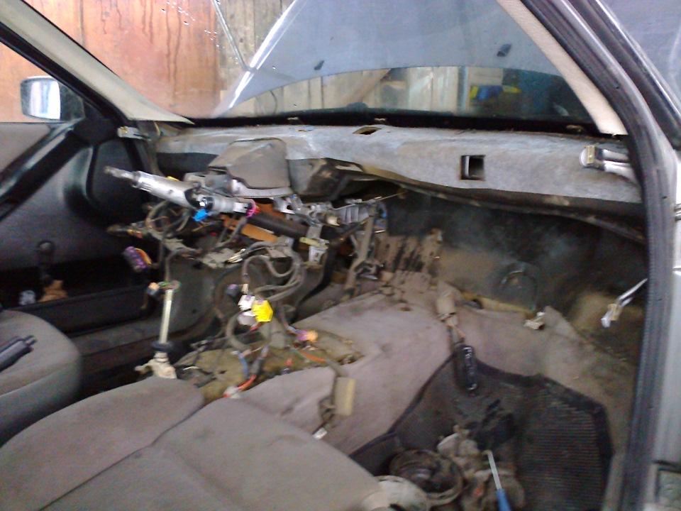 Почему печка в машине плохо греет