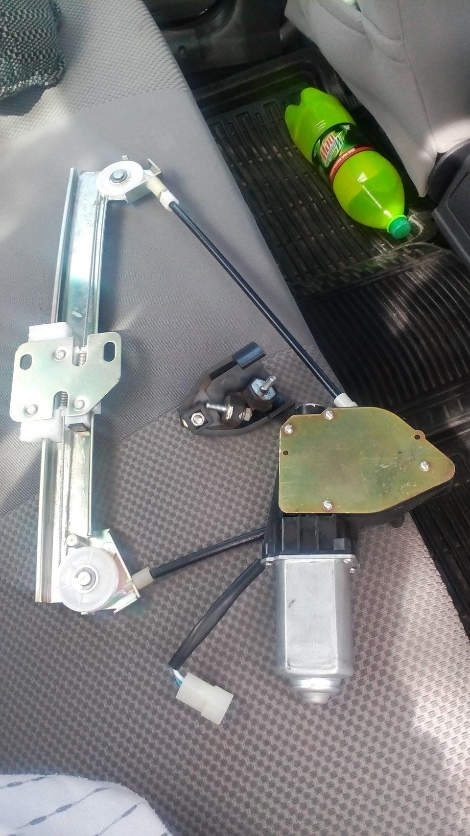 Как снять стеклоподъемник на приоре
