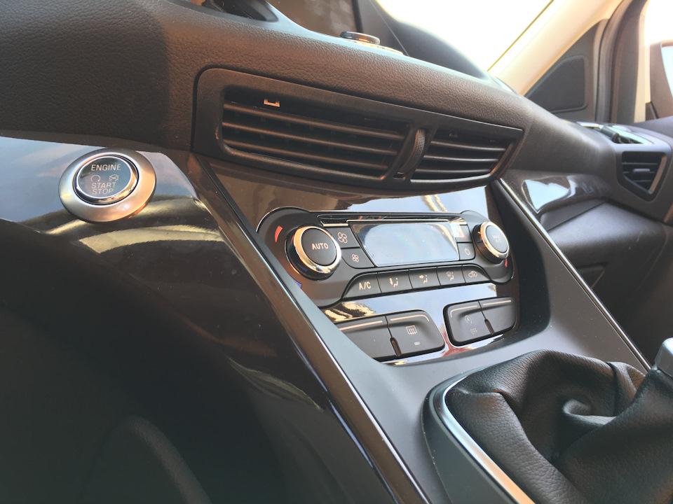 Форд куга дизель тест драйв