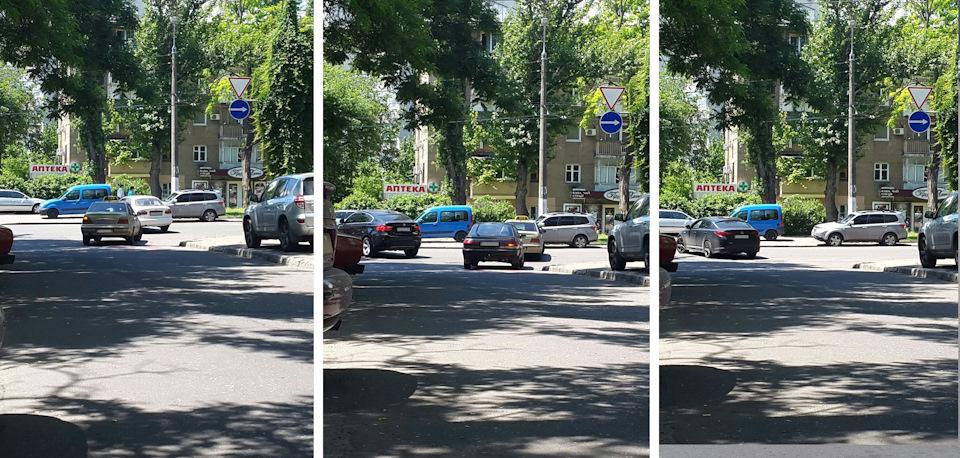 Я может чего то не понимаю, но знак стрелка направо, должна подразумевать, что повернуть с этой дороги и ехать можно только вправо. Видимо не все так считают…