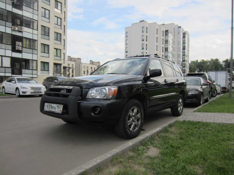 Обменяю Toyota Highlander на patriot/liberty/compass 4c83cb2s-960
