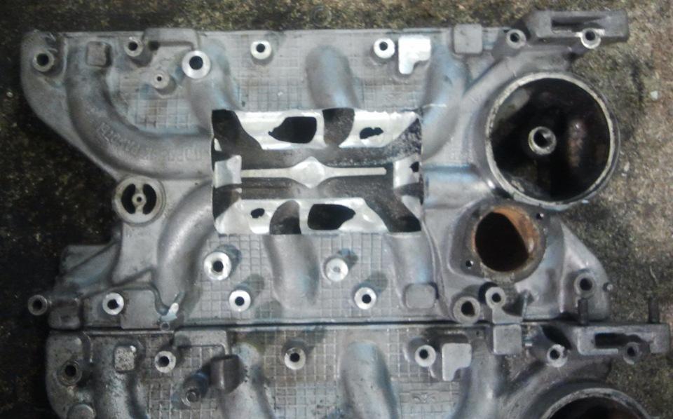 от двигателя ЯАЗ-204