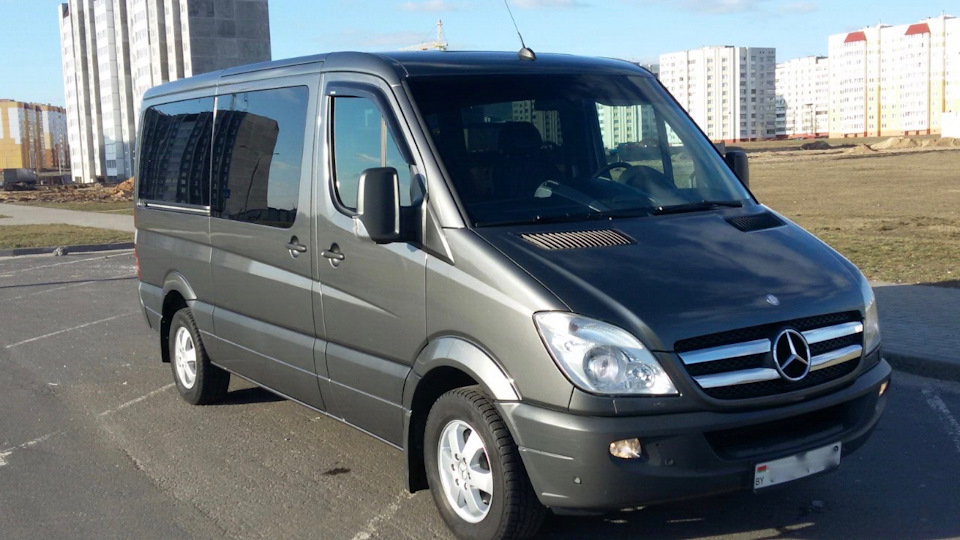 mercedes benz sprinter 216 cdi drive2. Black Bedroom Furniture Sets. Home Design Ideas